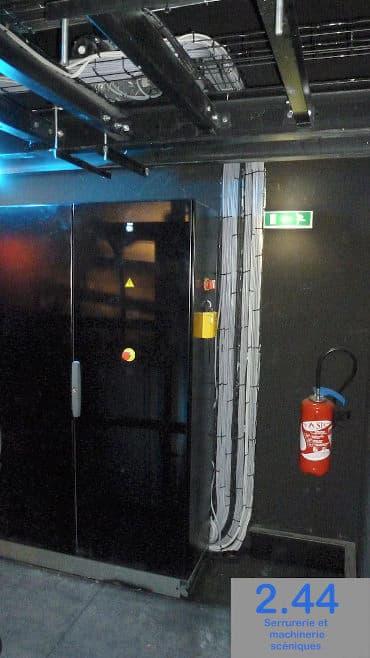 Electrical cabinet Argentré (53)