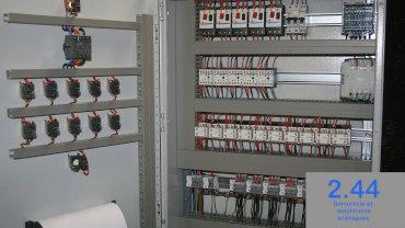 Electrical cabinet Le Piment Familial Mortagne-sur-Sèvre (85)