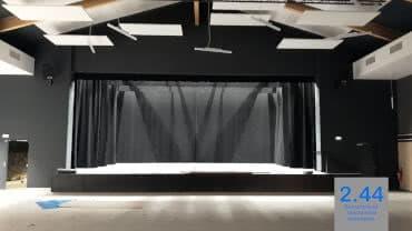 Stage frame, Espace Val du Parc, Coëx (85)