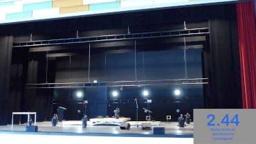 Curtains, Salle polyvalente Janzé (56)