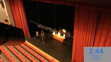 Front curtains, le Trio…s Inzinzac-Lochrist (56)