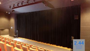 Front curtains, Saint-Renan (29)