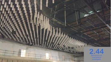 Gril aluminium - Aréna Brest (29)