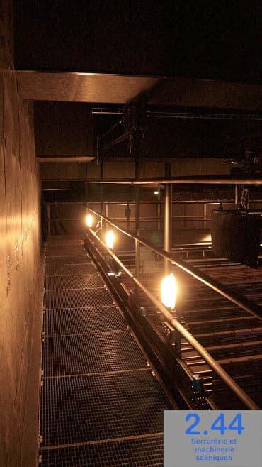 Passerelle La Carène Salle de spectacle La Carène Brest (29)